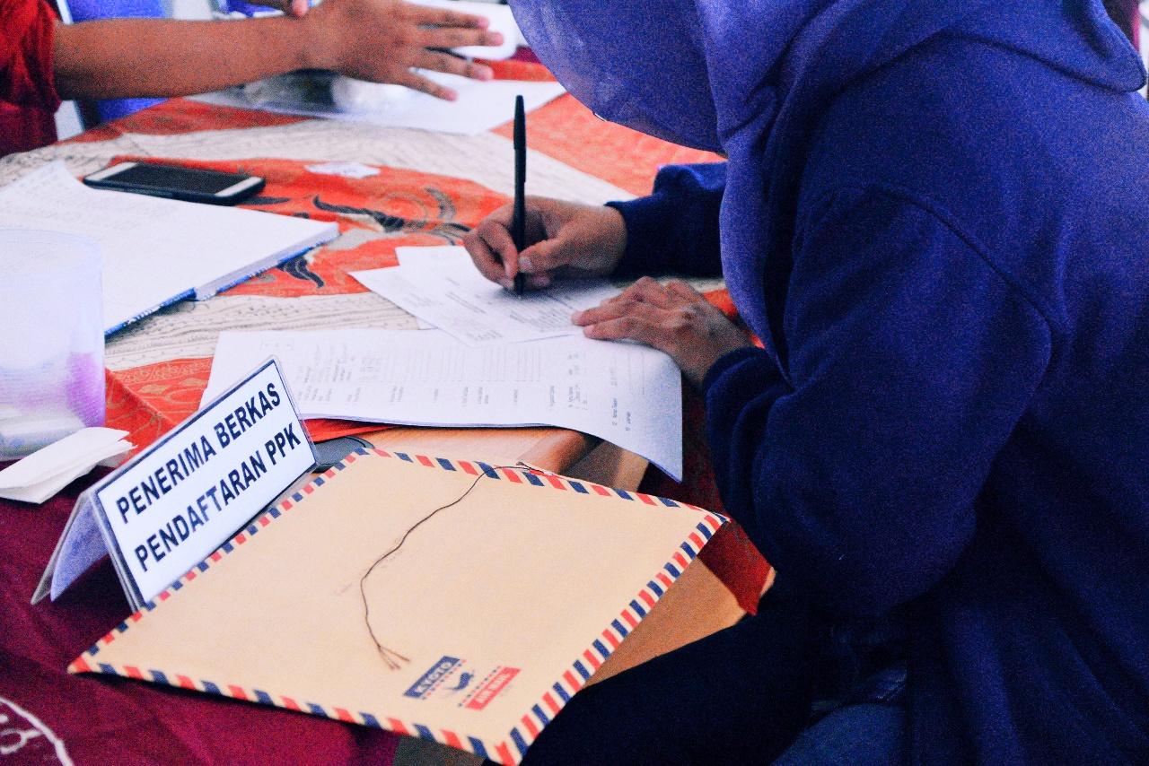 495 pendaftar, ajukan diri sebagai calon PPK Pilbup Kebumen 2020